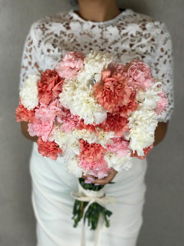 Fluffy Carnations
